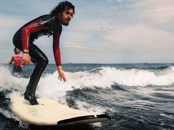 Surfing lesson for Adult, level: beginner