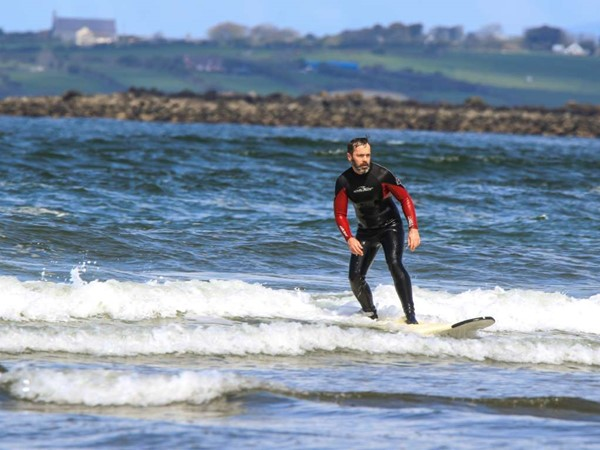 Surfing lesson for Adult, level: Intermediate